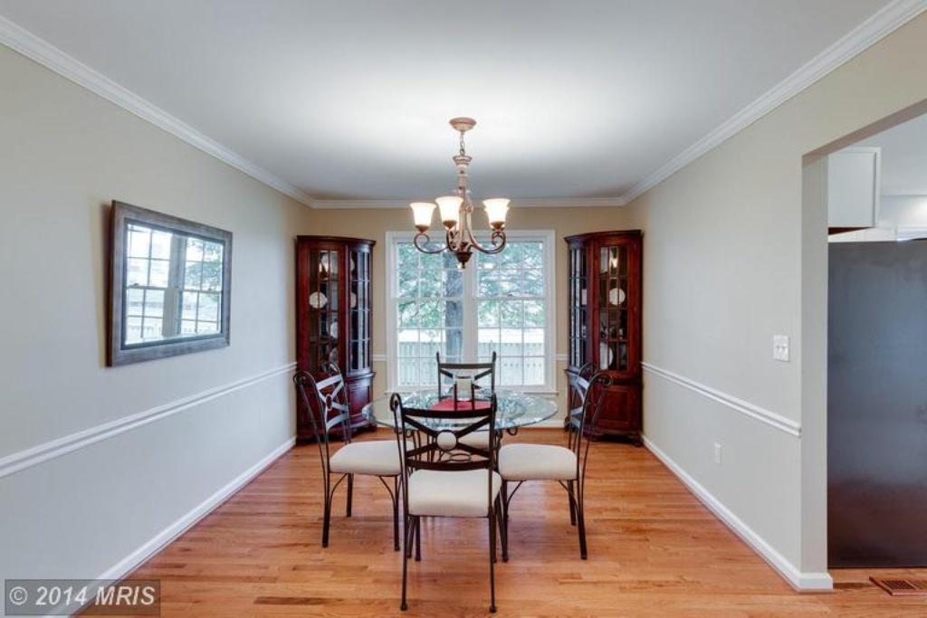 dining room home remodeling herndon va