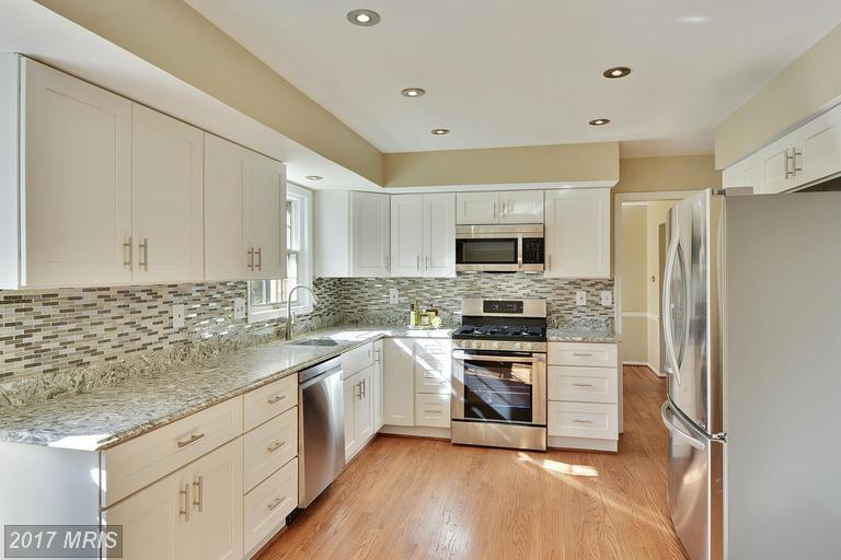 Gorgeous Kitchen Renovation In Potomac Maryland: Kitchen Remodeling Maryland With Remodel Free